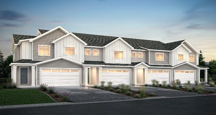 Elevation:Woodside Homes - Lot 81 - Cornell