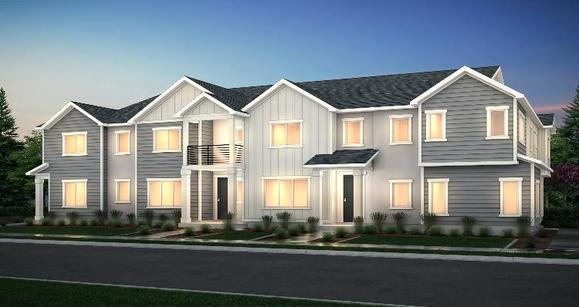 Elevation:Woodside Homes - Lot 70 - Madison