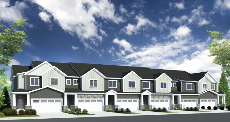 Elevation:Woodside Homes - Yale - DRE