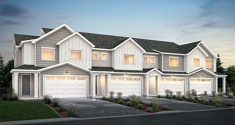 Elevation:Woodside Homes - Cornell - SPE