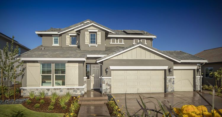 Elevation:Woodside Homes - Turnberry
