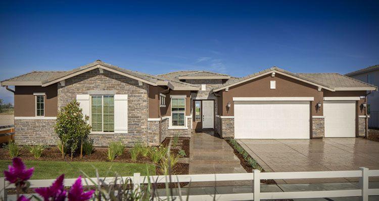 Elevation:Woodside Homes - Oakmont