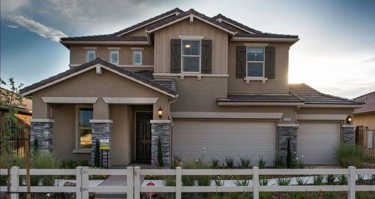 Elevation:Woodside Homes - Sequoia