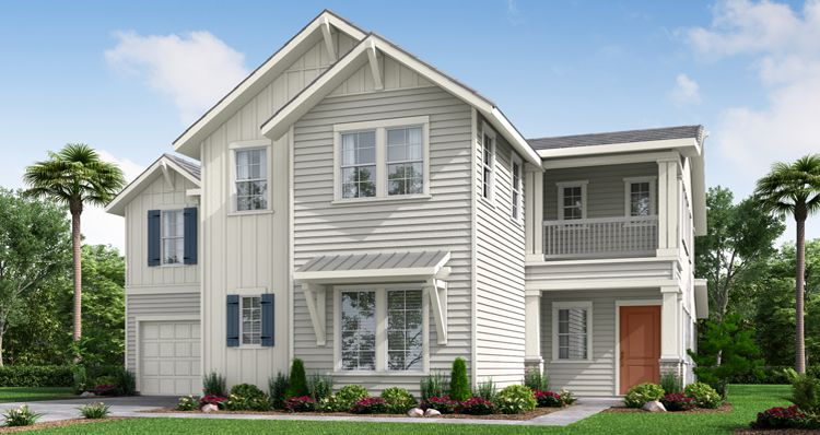 Elevation:Woodside Homes - The Sun Porch w/ Bonus