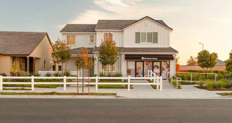 Elevation:Woodside Homes - Mariposa