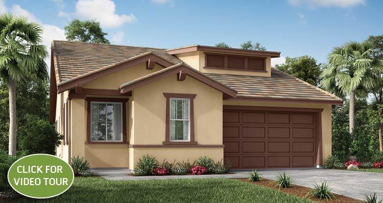 Elevation:Woodside Homes - Sierra