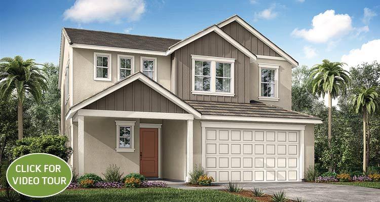 Elevation:Woodside Homes - Cascade