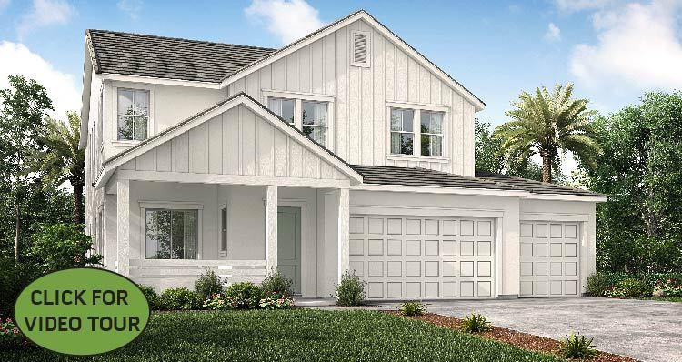 Elevation:Woodside Homes - Primrose