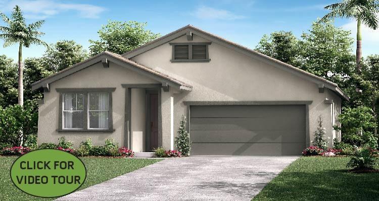 Elevation:Woodside Homes - Mina