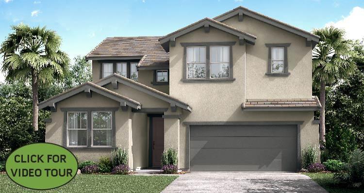 Elevation:Woodside Homes - Stella