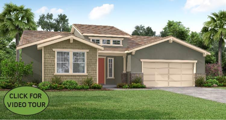 Elevation:Woodside Homes - The Rosemary