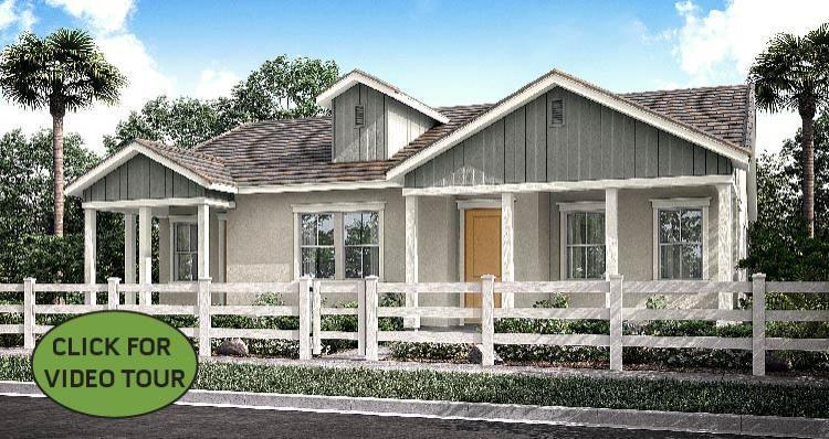 Elevation:Woodside Homes - Titania