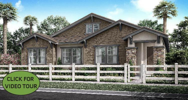 Elevation:Woodside Homes - Guinevere