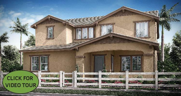 Elevation:Woodside Homes - Montague