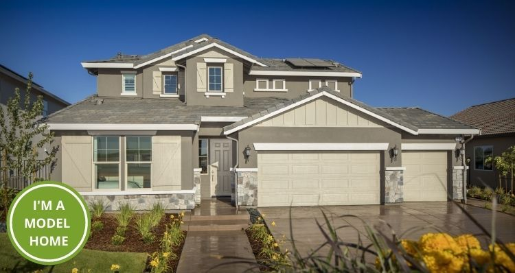 Elevation:Woodside Homes - Turnberry - Lot 1044
