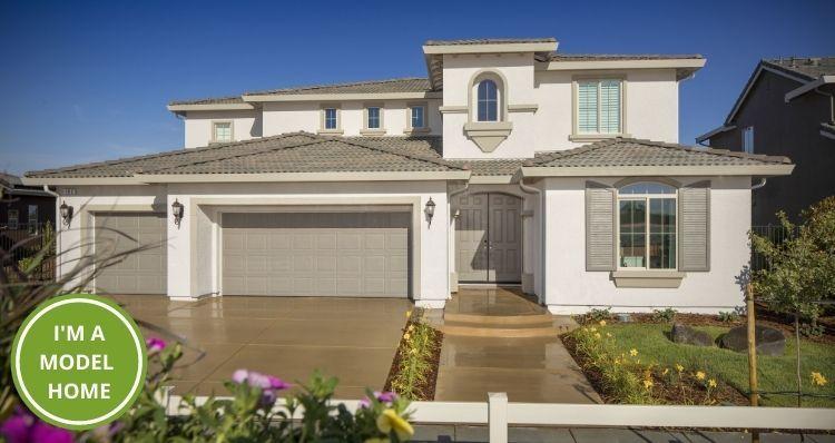 Elevation:Woodside Homes - Olympia - Lot 1043