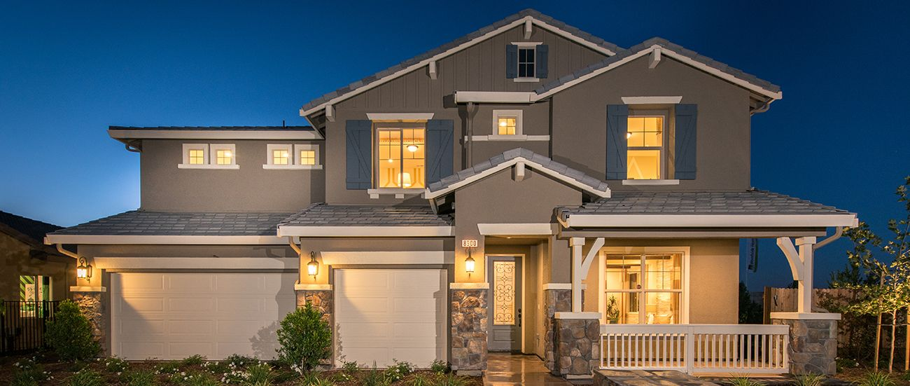 Woodside Homes Monticello