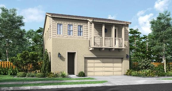 Elevation:Woodside Homes - Move in July - Nova Lot 178