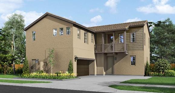 Elevation:Woodside Homes - Move in July - Nova Lot 180