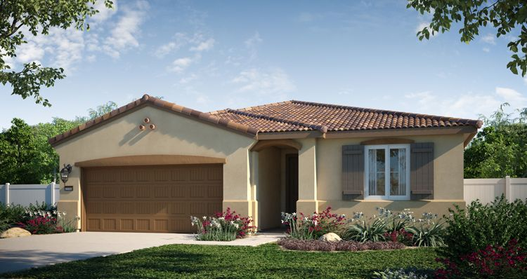 Elevation:Woodside Homes - Plan 3 Home +