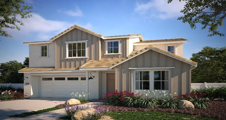 Elevation:Woodside Homes - Canopy Plan 2