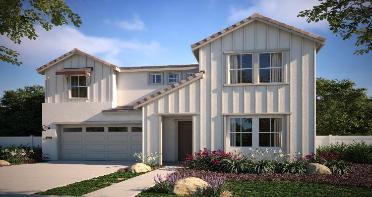 Elevation:Woodside Homes - Canopy Plan 3