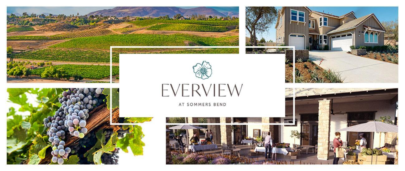Woodside Homes Everview at Sommers Bend