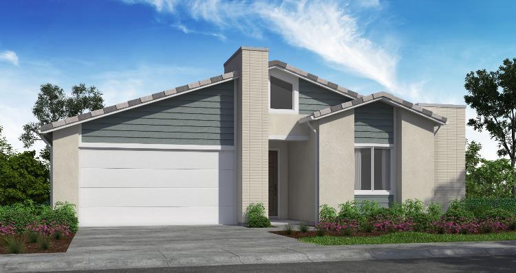 Elevation:Woodside Homes - Plan 2 - 2309