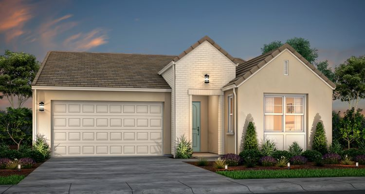 Elevation:Woodside Homes - Plan Z2-C #150