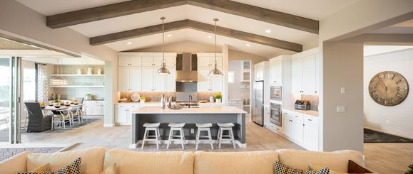 Woodside Homes Elegance at Eastmark