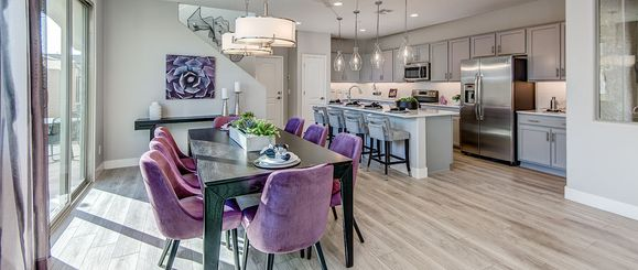 Woodside Homes Village at Heritage Crossing
