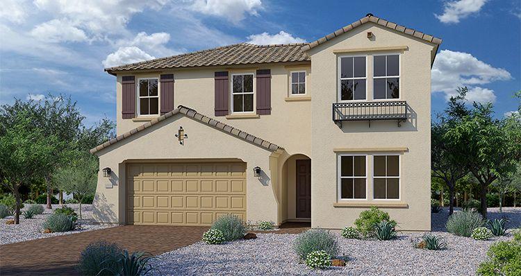 Elevation:Woodside Homes - Jewel