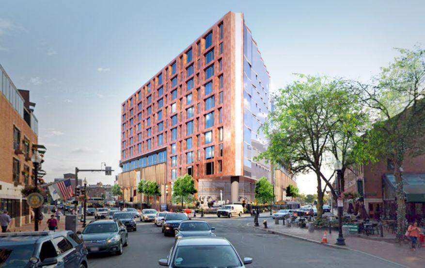Dock Square Residences,02109